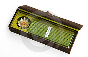 Incense Gift Set Stock Images - Image: 16455524