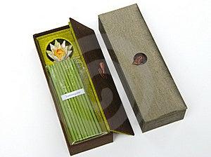 Incense Gift Set Royalty Free Stock Photo - Image: 16455545