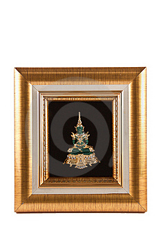 Thai Emerald Buddha Stock Photography - Image: 16455602