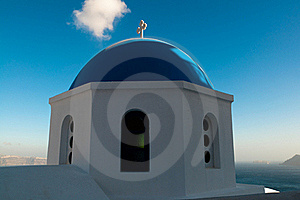 Church Above The Sea Stock Photography - Image: 16459372
