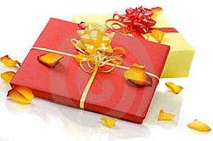 Gift Royalty Free Stock Photo - Image: 16460805