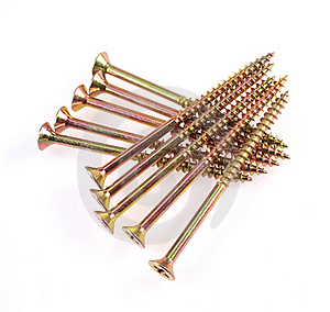 Group Of Shiny Screw Stock Images - Image: 16461274