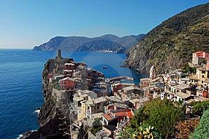 Cinque Terre - Vernazza Royalty Free Stock Photos - Image: 16462138