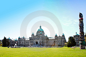 Canada Parliament Building Royalty Free Stock Photo - Image: 16464115