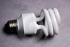 Fluorescent Light Bulb Stock Image - Image: 16465671
