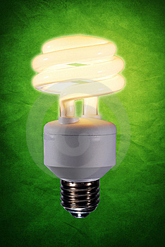 Fluorescent Light Bulb Stock Photography - Image: 16465682
