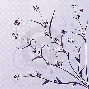 Flower Background Royalty Free Stock Image - Image: 16468496