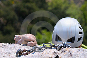 Climbing Royalty Free Stock Images - Image: 16470589