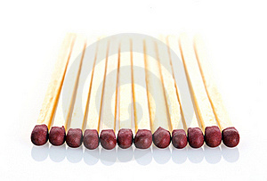 Matches Royalty Free Stock Images - Image: 16472849