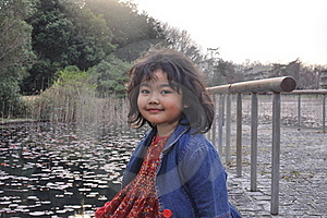Portrait Of A Smiling Child Royalty Free Stock Photos - Image: 16477888