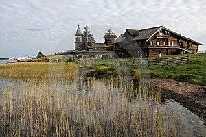 Kizhi Island Stock Photography - Image: 16478522