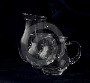Jugs 1 Royalty Free Stock Photography - Image: 16480427