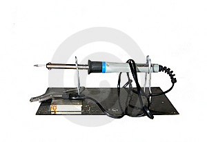 Soldering Station Royalty Free Stock Photo - Image: 16481505
