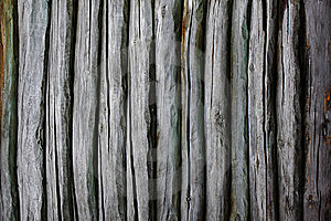 Fence From Logs Royalty Free Stock Photo - Image: 16481525
