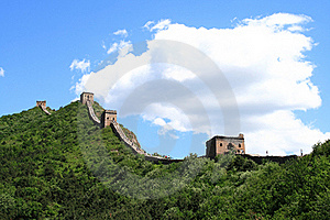 Great Wall Stock Photos - Image: 16482483