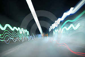 Speed Of Light Stock Photography - Image: 16482852