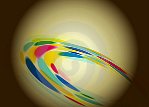 Colored Retro Background Royalty Free Stock Photography - Image: 16483417