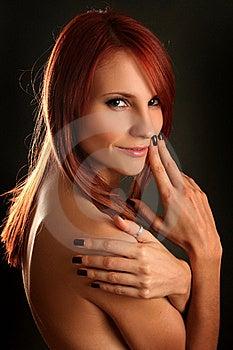 Femininity Stock Photo - Image: 16484400