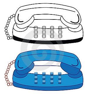 Telephone Royalty Free Stock Photos - Image: 16485368