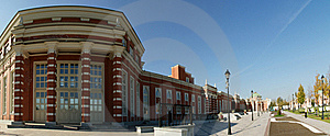 Tsaritsino Museum And Reserve In Moscow Royalty Free Stock Image - Image: 16491056