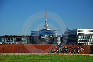 Berlin By Bike Stock Image - Image: 16498741