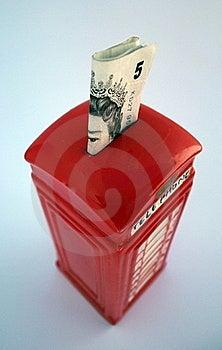 Telephone Banking Royalty Free Stock Photography - Image: 16498957