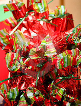 Christmas Presents Royalty Free Stock Photos - Image: 1652038
