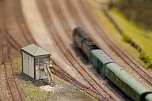 Signal Box Royalty Free Stock Photo - Image: 16502525