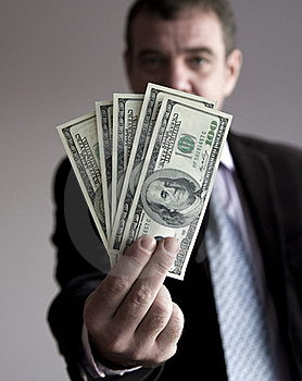 Geld Royalty-vrije Stock Afbeeldingen - Afbeelding: 16503839
