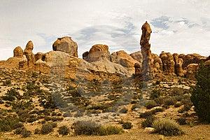 Bogen-Nationalpark Stockfoto - Bild: 16505670