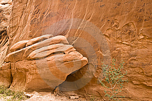 Sandstone Detail Royalty Free Stock Photography - Image: 16505687