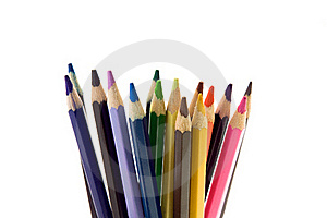 Color Pencils Stock Photos - Image: 16505873
