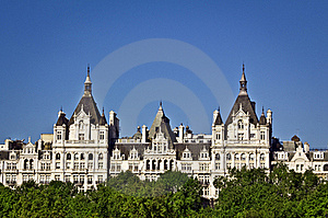 One Whitehall Place, London Royalty Free Stock Images - Image: 16508159
