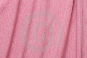 Pink Fabric With Folds Royalty Free Stock Photo - Image: 16510025