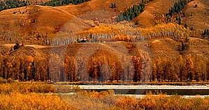 Grand Teton National Parks Stock Photography - Image: 16510462