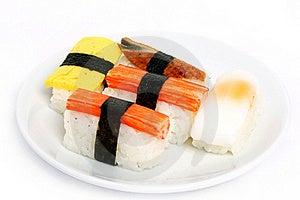 Japanese Sushi Traditional Food Stock Image - Image: 16510491