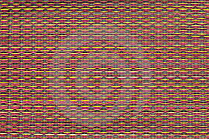 Thai Native Weave Mat Stock Photography - Image: 16511102