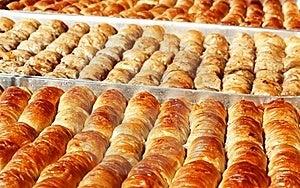 Turkısh Tradıtıonal Dessert Stock Photos - Image: 16511893