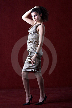 Pretty Woman Royalty Free Stock Photo - Image: 16512485