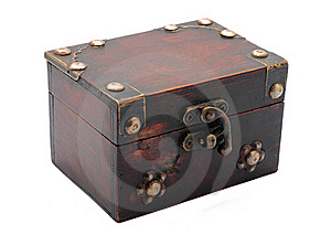 Wooden Box Royalty Free Stock Images - Image: 16513389