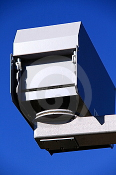 Security Camera 1 Royalty Free Stock Photo - Image: 16522755