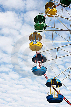 Ferris Wheel Stock Image - Image: 16525871