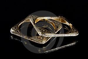 Diamond Bracelet Stock Photos - Image: 16526143