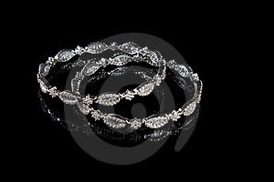 Diamond Bracelet Stock Photo - Image: 16526160