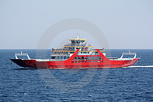 Ferryboat Royalty Free Stock Images - Image: 16526169