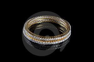 Diamond Bracelet Stock Photos - Image: 16526183