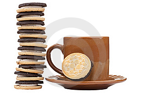 Rich Cookies Stock Photos - Image: 16527023