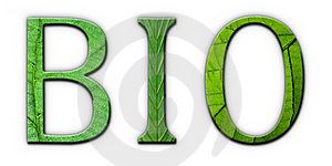 Bio Text Royalty Free Stock Photos - Image: 16532818