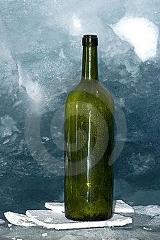 Green Bottle Royalty Free Stock Photos - Image: 16538988
