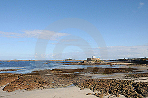 Fort Grey, Guernsey Stock Images - Image: 16539124